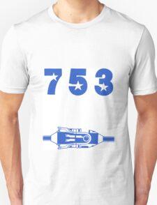 Kamen Rider IXA - 753 Nago-san  T-Shirt