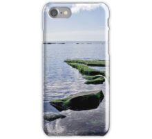 Back Beach 4 - Lyme Regis iPhone Case/Skin