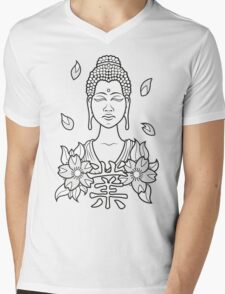 Karma issues Mens V-Neck T-Shirt