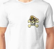 US Navy Chief Skull Unisex T-Shirt