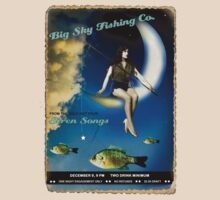 Big Sky Fishing Co. by Lee Anne Kortus