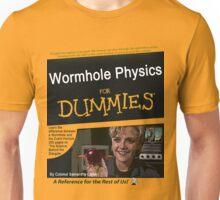Wormhole Physics For Dummies Unisex T-Shirt