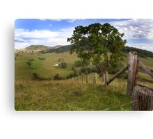 Off the Bucketts Way - Gloucester Canvas Print