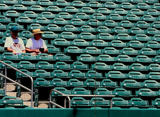 Where's the Crowd? by Buckwhite