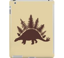 Stegoforest  iPad Case/Skin
