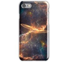 Alien Encounter iPhone Case/Skin