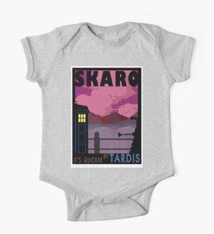 SKARO QUICKER BY TARDIS One Piece - Short Sleeve