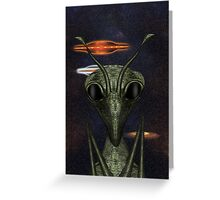 ET - 19 Greeting Card