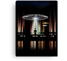 The Visitors Canvas Print