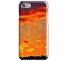 Radiant Night Sky iPhone Case/Skin