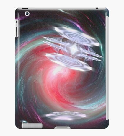 Into the Unknown iPad Case/Skin