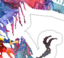 Funkosaurus Rex Sticker