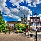 Petersfield Square by GordonScott