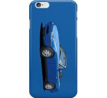 Mazda MX-5 Miata MK1 Mariner Blue iPhone Case/Skin