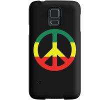 Rasta Peace Samsung Galaxy Case/Skin