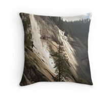 Nevada Falls, Yosemite Throw Pillow
