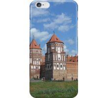Mir castle iPhone Case/Skin