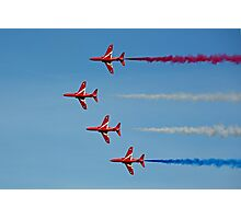The Red Arrows 12 Photographic Print