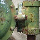 Meter - Green by Tama Blough