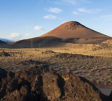 Cinder Cone, California by Andy Pearson