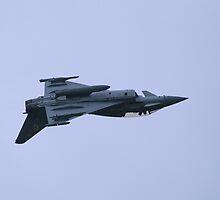 Eurofighter Typhoon by Nigel Bangert