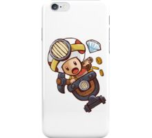 The Mushroom Adventurer iPhone Case/Skin