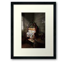 The Mangle Framed Print