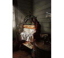 The Mangle Photographic Print