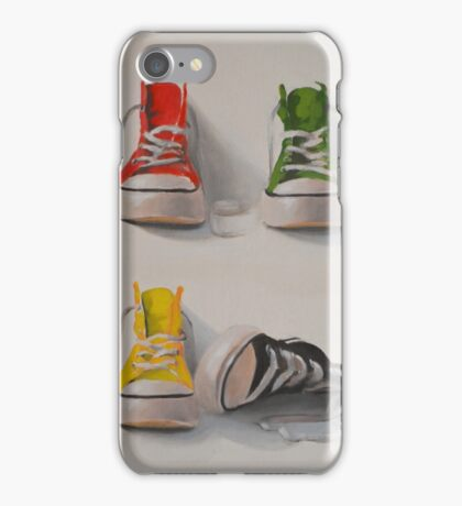 CONVERSE VI iPhone Case/Skin