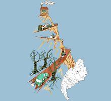Montenegro mountain road Unisex T-Shirt