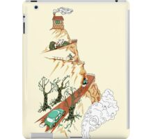 Montenegro mountain road iPad Case/Skin