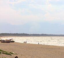 The Paradise Beach - Hoi An, Vietnam. by Tiffany Lenoir