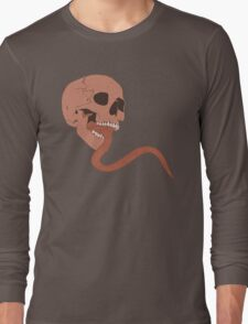 Skull Tongue [Red] (Other Colours Available) T-Shirt