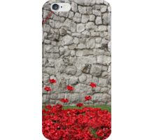 Blood swept Lands and Seas of red #5 iPhone Case/Skin