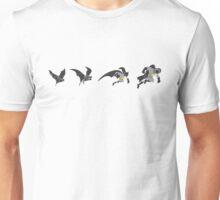 Evolution of the Bat Unisex T-Shirt