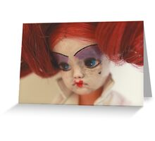 Queen of Hearts II Greeting Card