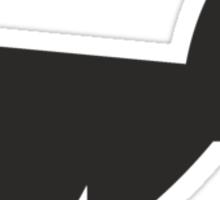 The Batlike !!! Sticker