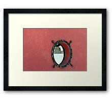 Porthole Framed Print