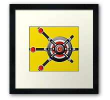 """Firestorm from """"The Flash"""" Framed Print"""