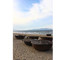 The Paradise Beach III - Hoi An, Vietnam. Photographic Print