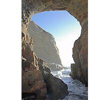 Cape Kiwanda arch, Oregon Photographic Print