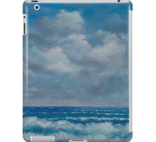 Ocean View Seascape in Oil iPad Case/Skin