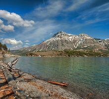 Waterton Lake by Kerri Gallagher