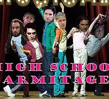 High School Arimitage by Alecxee