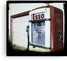 Fill er' Up Canvas Print