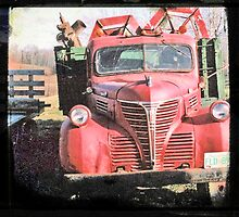 Red Fargo by RobertCharles