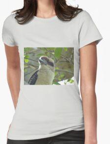 Kookaburra at Sydney's Bradleys Head Womens Fitted T-Shirt