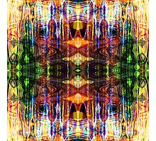 Abstract D C Photographic Print