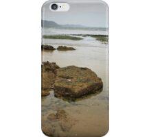 Rocks at Wonoona Beach iPhone Case/Skin