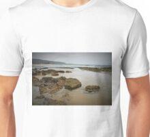 Rocks at Wonoona Beach Unisex T-Shirt